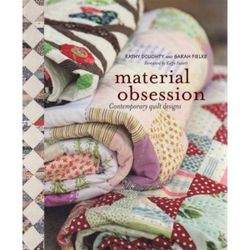 Material obsession book cover