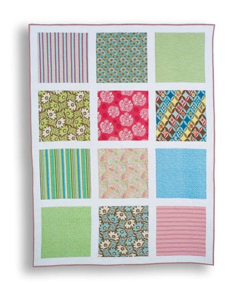 Material Obsession Avalon Quilt (Medium)